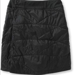 L. L. Bean Packaway Insulated Skirt